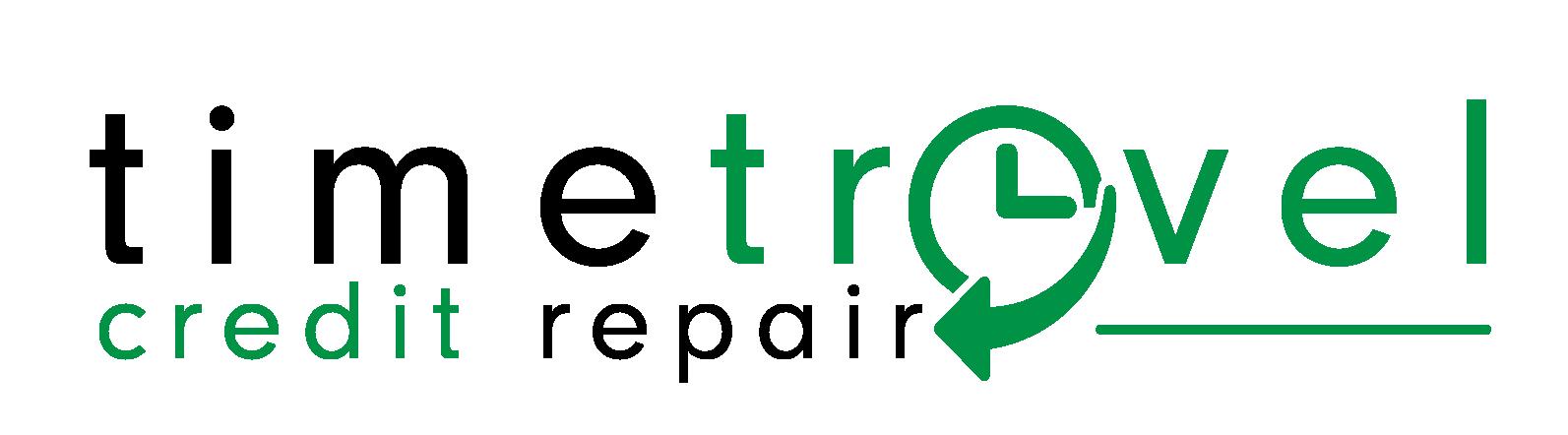 Time Travel Credit Repair Logo
